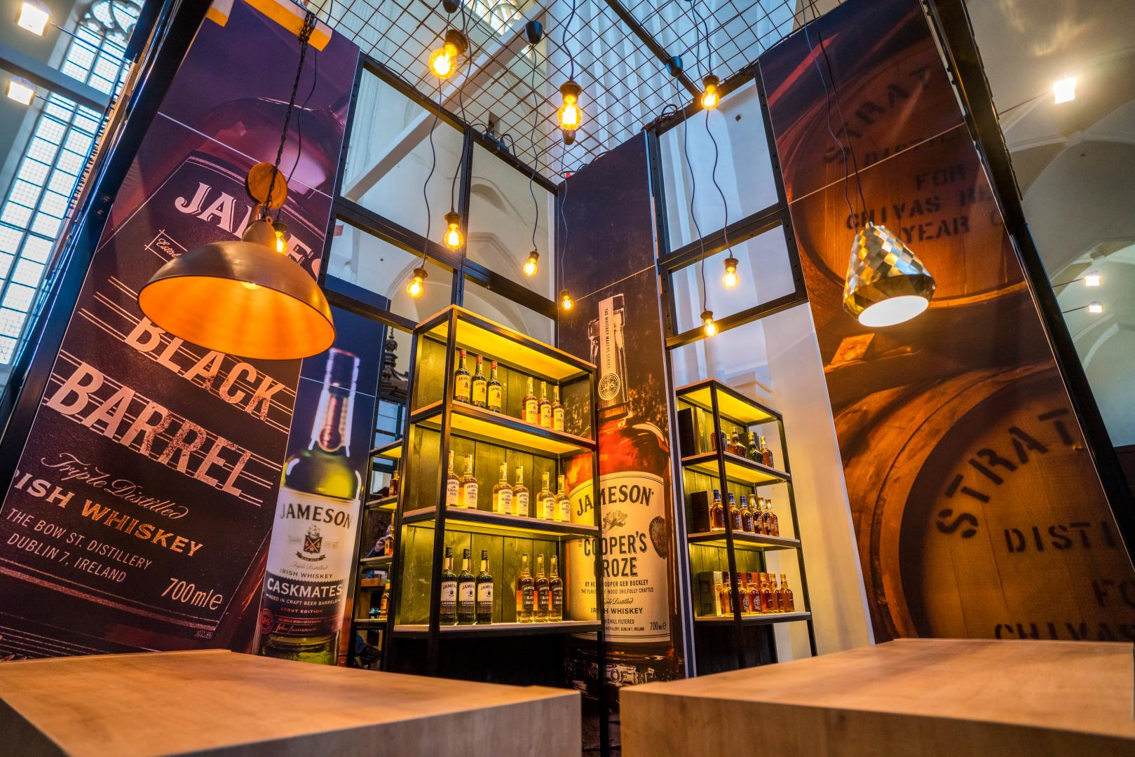 Pernod Ricard Stand HDVL