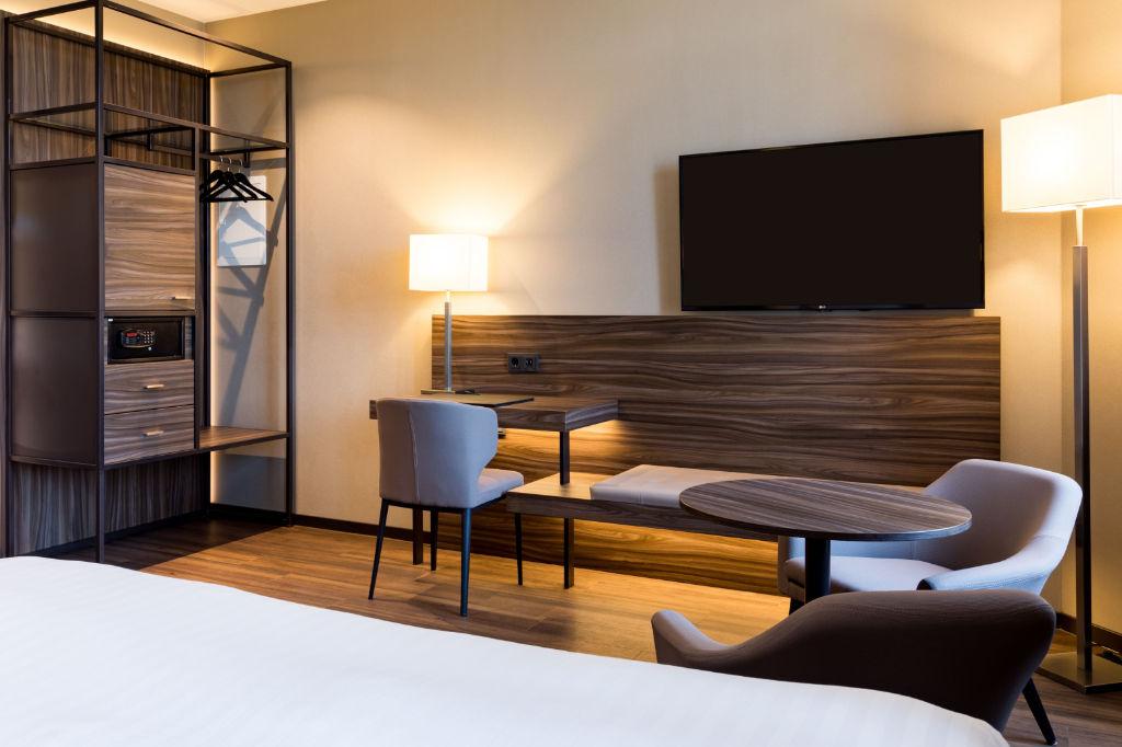 Bedroom AC Mainz by HDVL