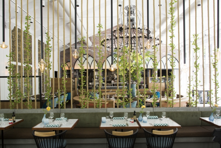 Restaurant Kerckebosch by HDVL
