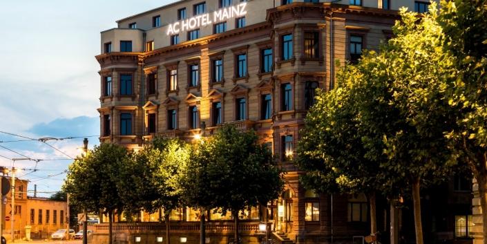 AC Mainz Hotel Exterior