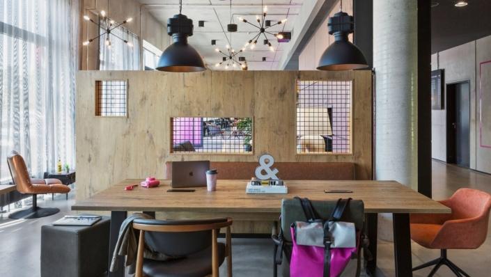 MOXY Kelsterbach Workingspace HDVL