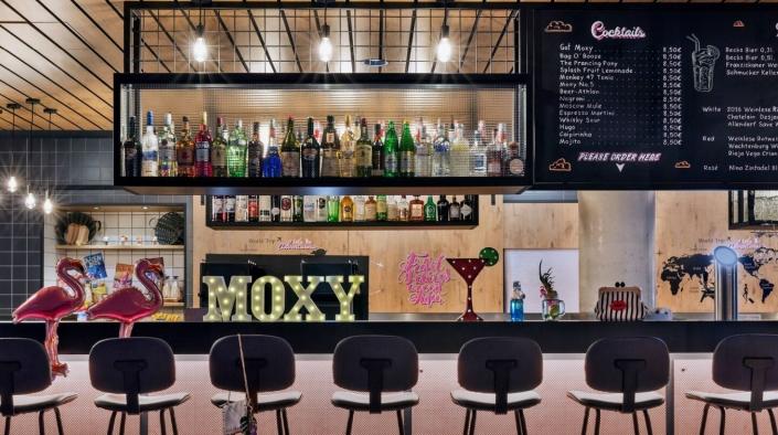 Moxy Kelsterbach restaurant HDVL
