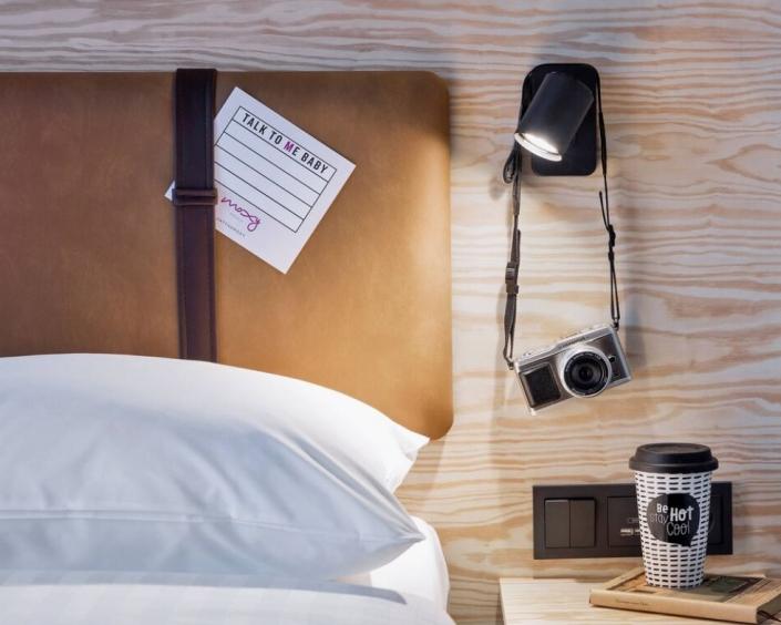Moxy Kelsterbach bedroom HDVL