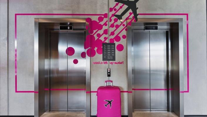 Moxy Kelsterbach elevator HDVL