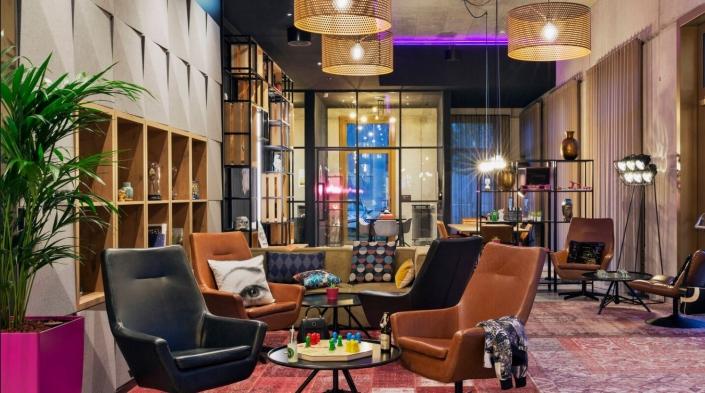 Lounge MOXY Dramstadt
