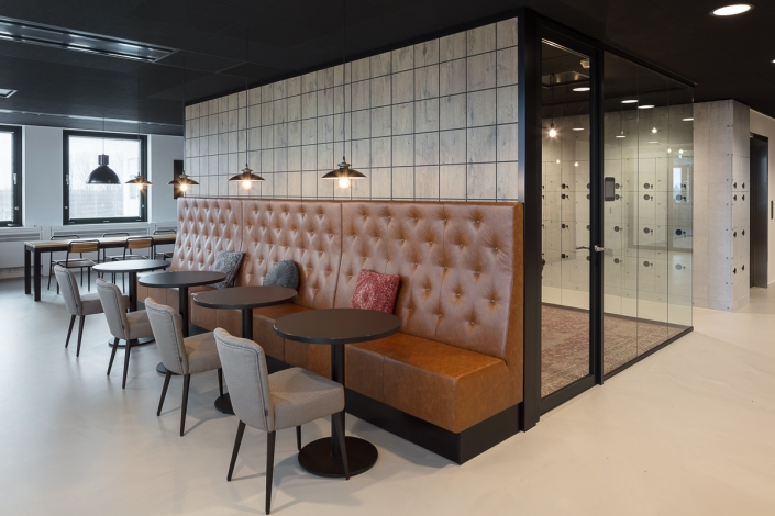 Office Restaurant Buma Stemra by HDVL