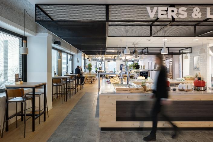 Office Restaurant Buma Stemra by HDVL