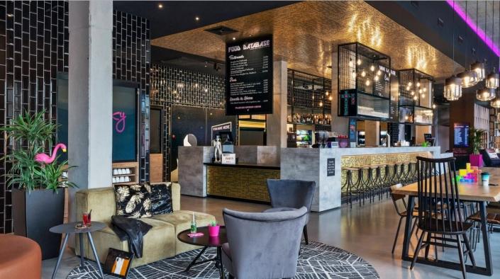 Lounge MOXY Darmstadt