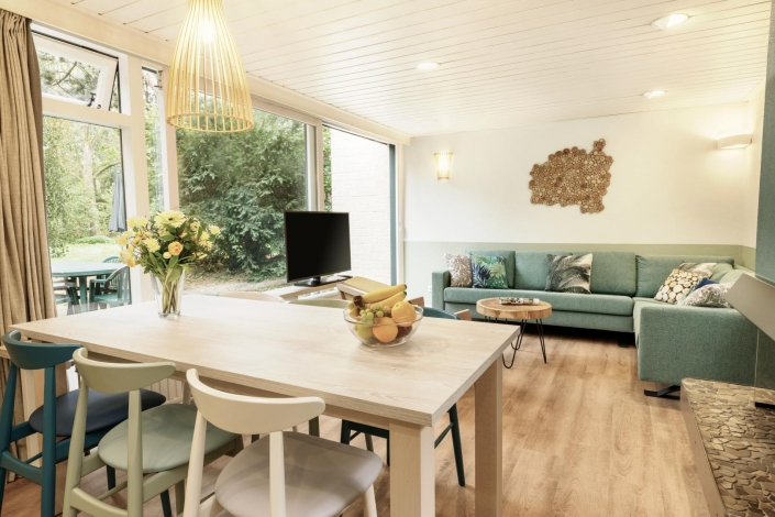 Center Parcs - Premium Cottage - Dining - HDVL