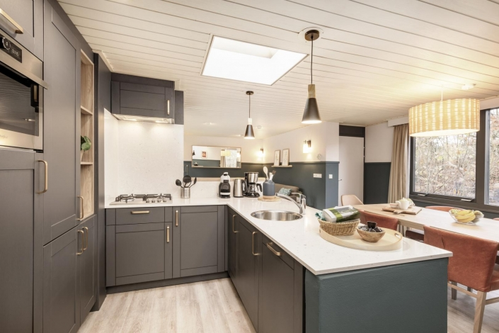 Center Parcs - VIP Cottage - Kitchen - HDVL