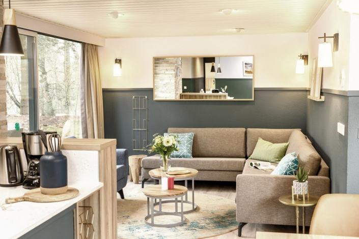 Center Parcs - VIP Cottage - Livingroom - HDVL