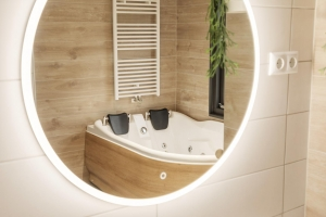 Center Parcs - VIP Cottage - Bathroom - HDVL