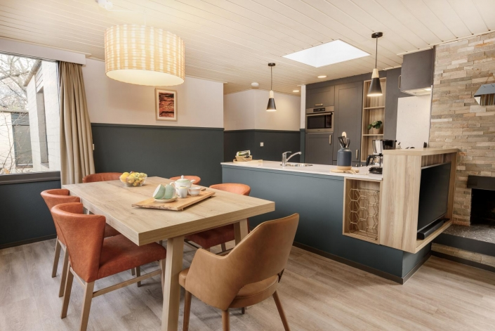 Center Parcs - VIP Cottage - Dining - HDVL