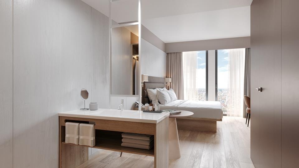 AC Wurzburg - Hotelroom 02 - HDVL DESIGNMAKERS