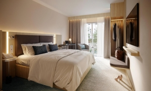 Courtyard by Marriott - Guest Room 02 - HDVL DESIGNMAKERS