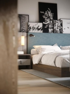 RIBM Harburg - Guest room 02 - HDVL DESIGNMAKERS